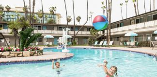 hotels in California